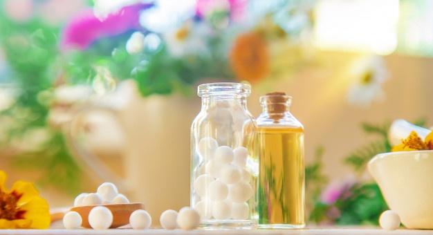 homeopatická liečba
