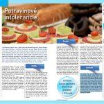 potravinové intolerancie